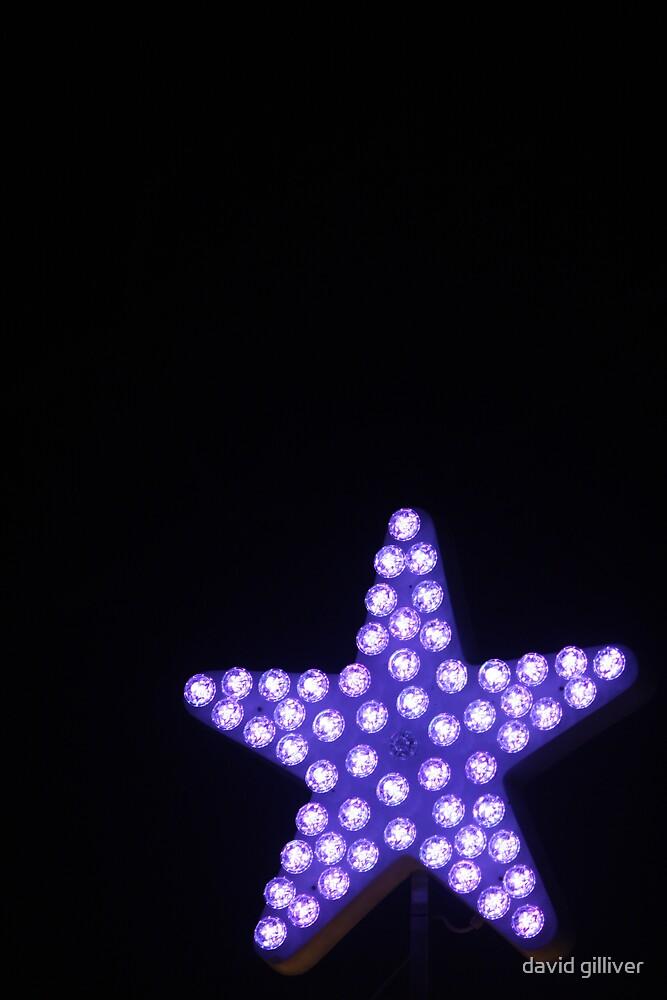 blue star by david gilliver