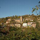Ironbridge Village by bubblebat