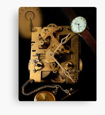 The Time Machine Canvas Print