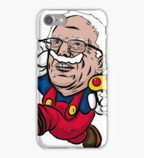 """Super Bernie Bros. """"Bernio""""  iPhone Case/Skin"""