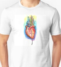 El barrio se deja pero no se olvida  T-Shirt