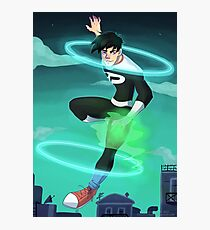 Danny Phantom Photographic Print