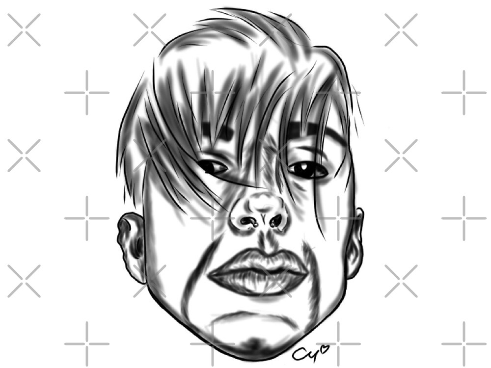 Mitch Grassi by CaitlinCold
