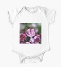 pink apple tree blossoms, 2 Kids Clothes