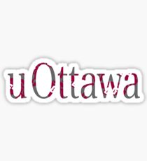 uOttawa Sticker