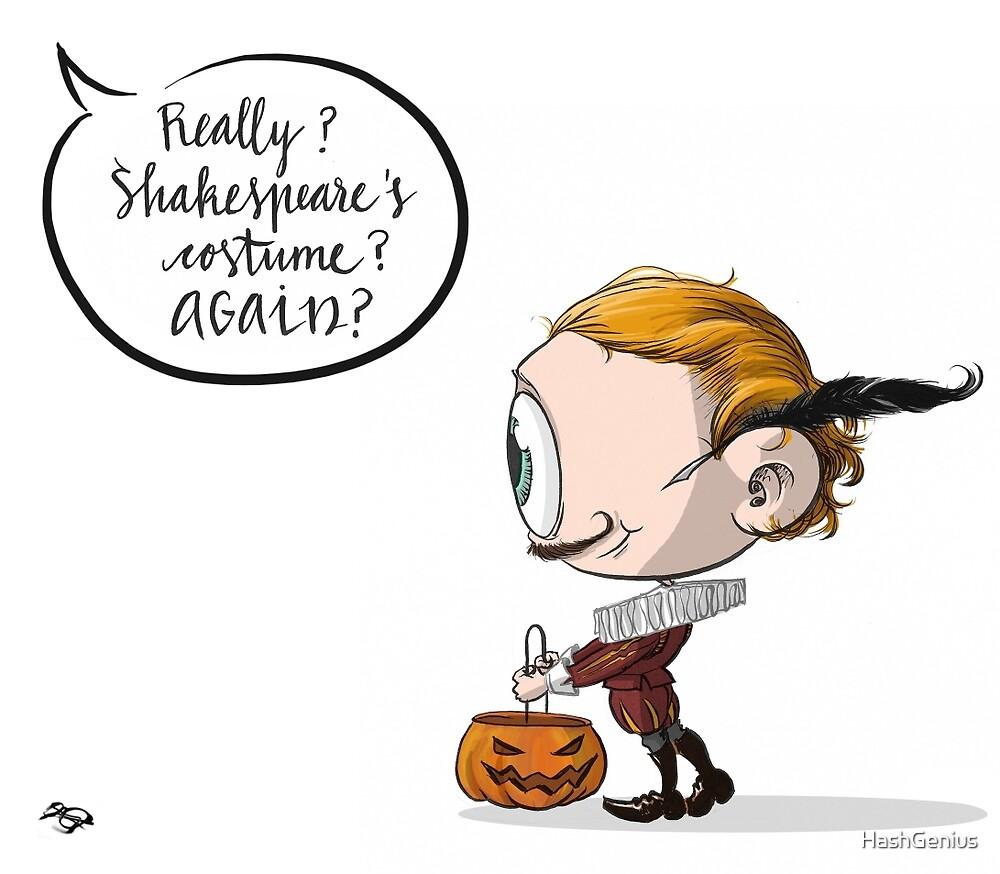 "LH Vol3 October ""Halloween, again"" by HashGenius"