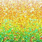 Color Dots Background G73 by MEDUSA GraphicART
