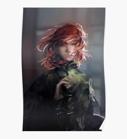 Young Wind Poster