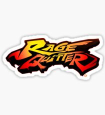 Rage Quitter Sticker