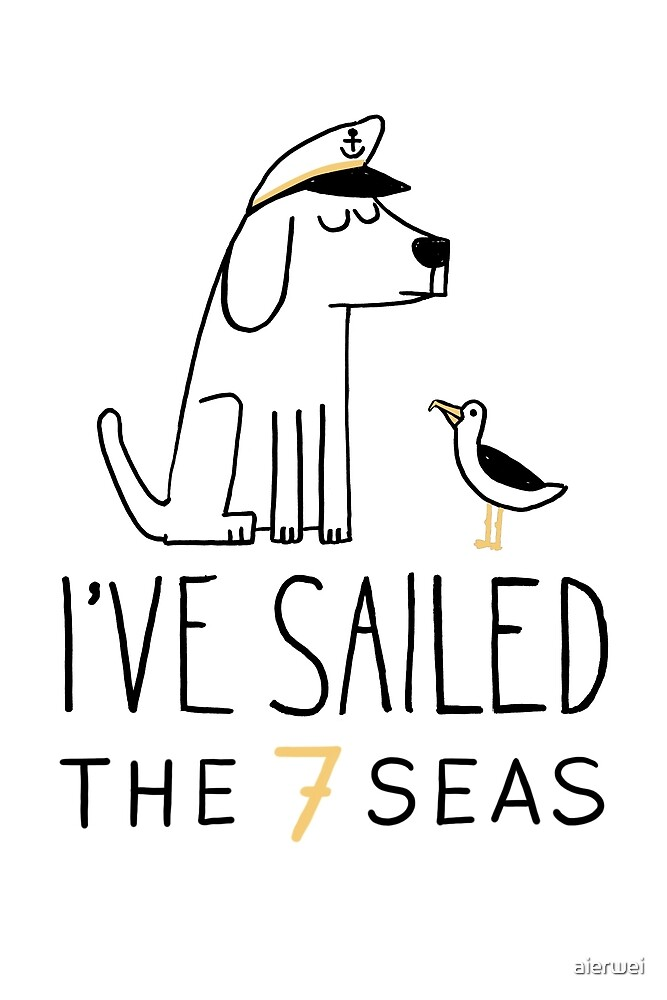 Sailed the 7 seas by aierwei