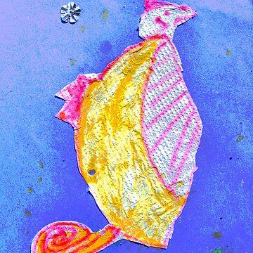 Sea Horse by Morgan5