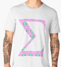 Sigma Alien Pattern Greek Sorority Men's Premium T-Shirt