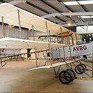 Avro triplane by SWEEPER