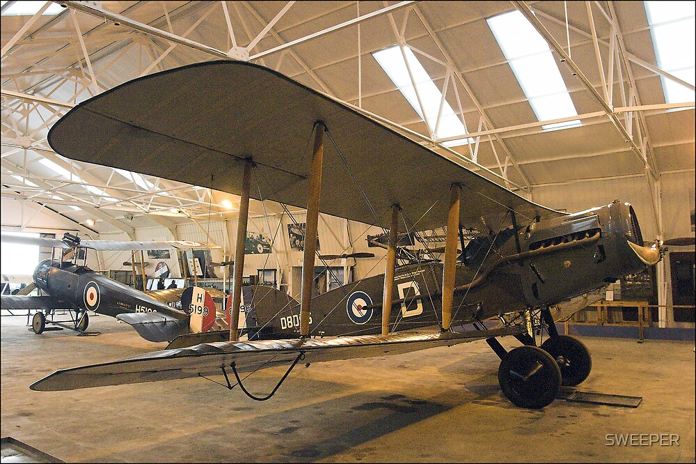 Bristol Fighter  by SWEEPER