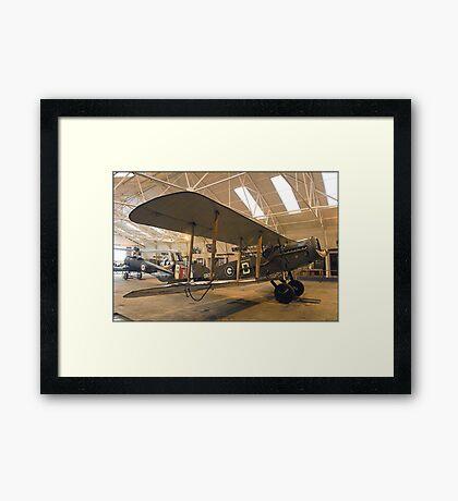 Bristol Fighter  Framed Print