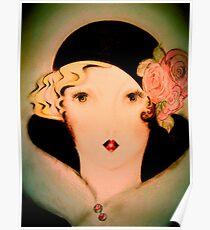 1926 Fapper ,,,House of Harlequin Poster