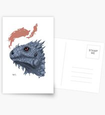 St. George's Dragon Postcards
