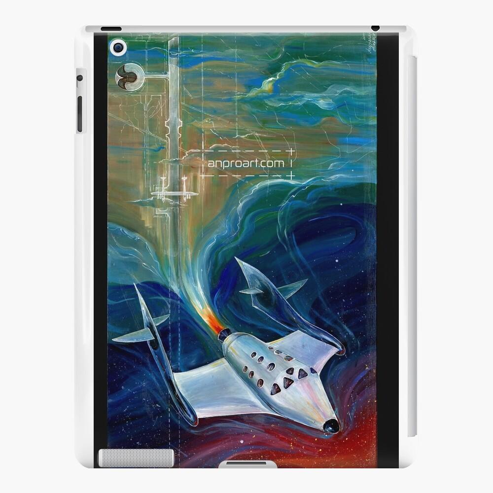 Jungfrau Galaktisch iPad-Hüllen & Klebefolien