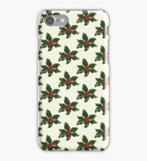 Holly-day iPhone Case/Skin