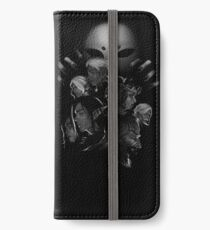 Curse of the Raven Queen iPhone Wallet/Case/Skin