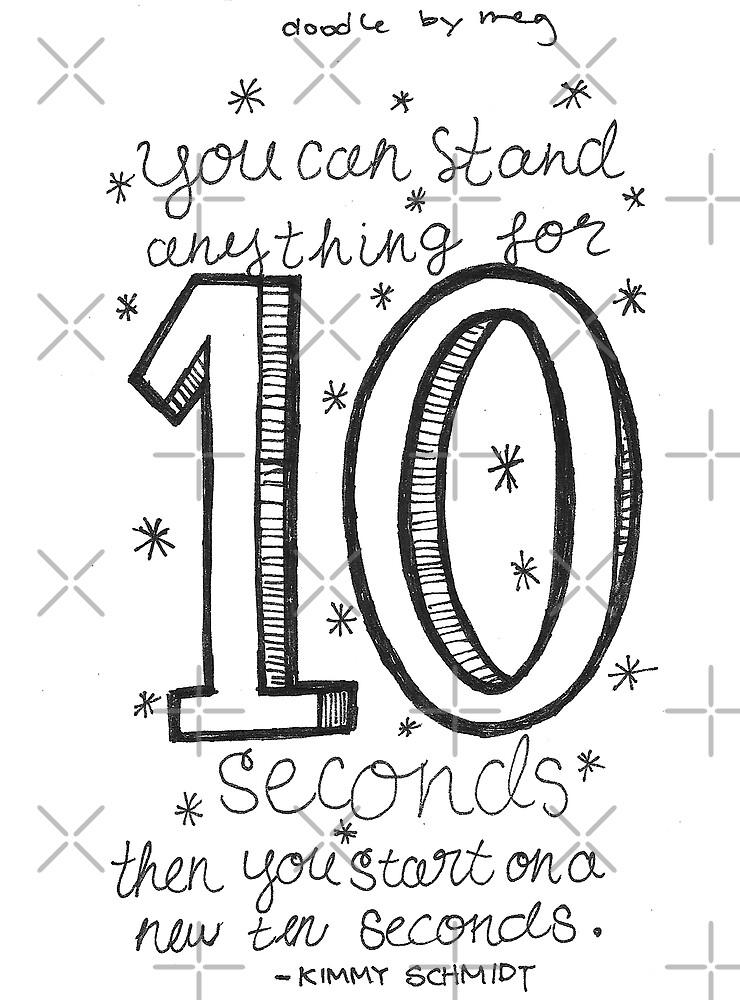 10 Seconds by doodlebymeg
