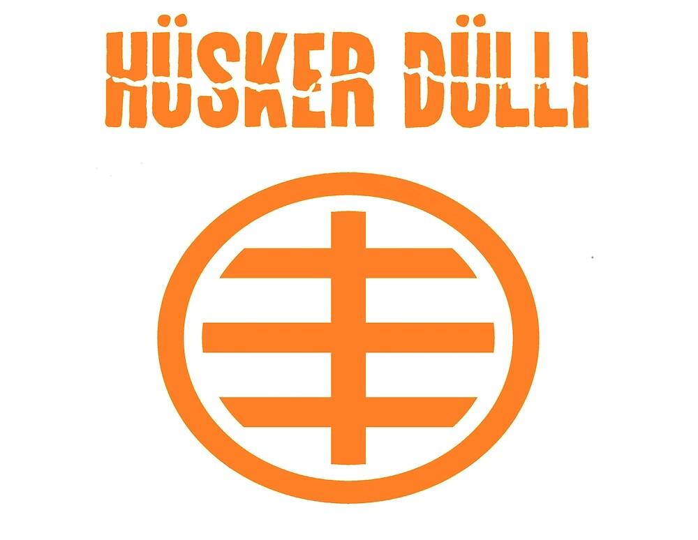 HÜSKER DÜLLI - Orange by daveo76