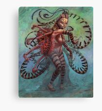 The Lure Mimic  Canvas Print
