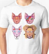 Bowie - Sphynx  T-Shirt
