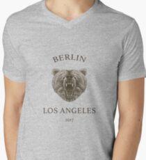 BearLA Men's V-Neck T-Shirt