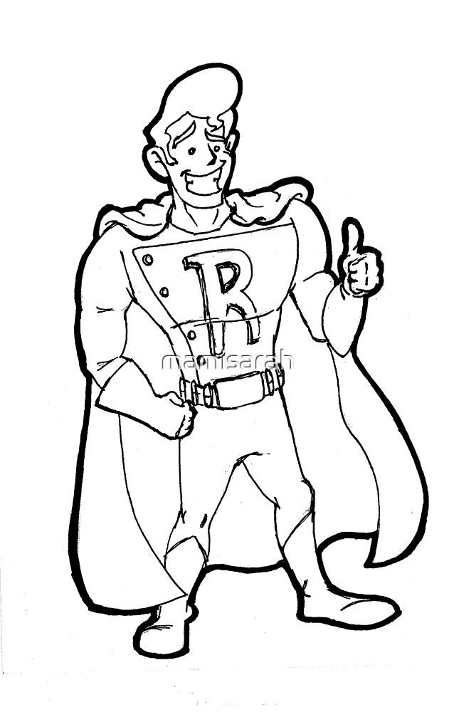 Hero by mamisarah
