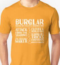 Burglar - LoTRO T-Shirt
