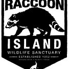 Raccoon Island Wildlife Sanctuary by houghsneckt
