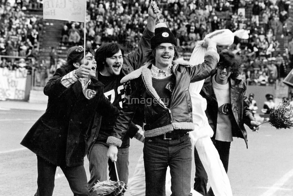 WPIAL Championship 1974 by Imagery