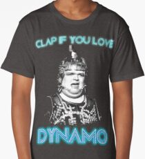Dyamo - The Running Man Long T-Shirt