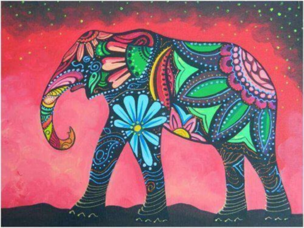 elephant by Injoy60