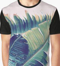 Frayed  Graphic T-Shirt