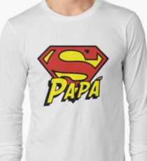 Father's Day - Super Papa T-Shirt