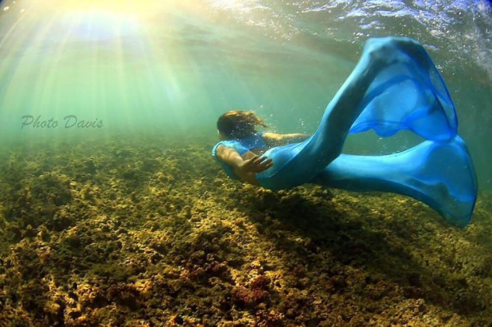 Mermaid 1 by Gosha Davis