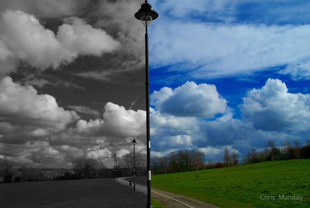 Same Difference by Chris  Munday