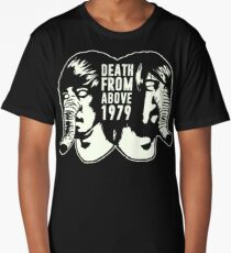 DEATH FROM ABOVE 1979 (WHITE) Long T-Shirt