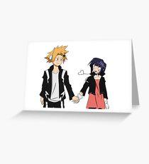 Boku no Hero Academia/My Hero Academia Greeting Card