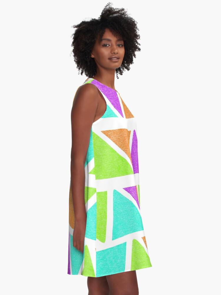 Alternate view of Summer Vibes A-Line Dress