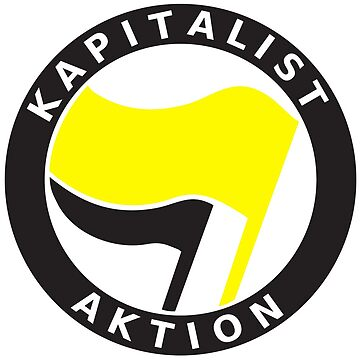 Kapitalist Aktion by HuffleRuff