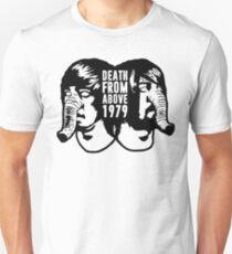 DeathFromAbove1979 (BLACK) Unisex T-Shirt