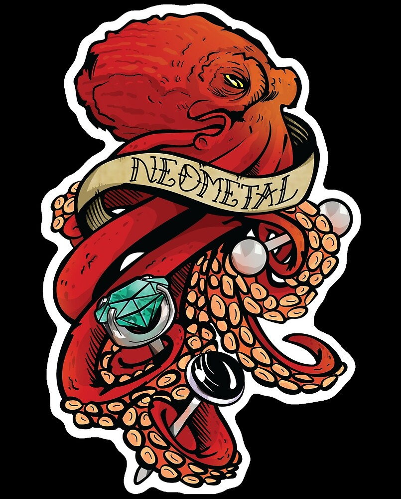 NeoPus by NeoMetal