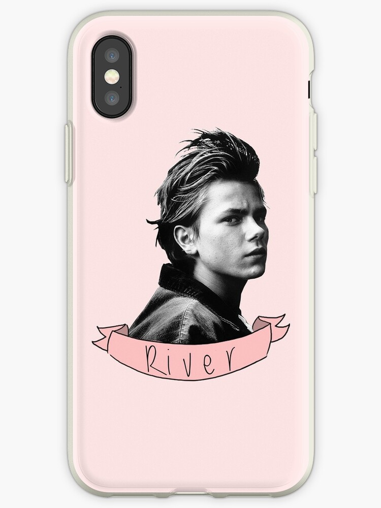 River Phoenix iPhone Case