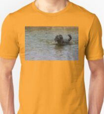 Dog Ball Water Unisex T-Shirt