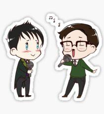 Gotham Duet Sticker