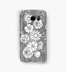 Wild Flowers Samsung Galaxy Case/Skin