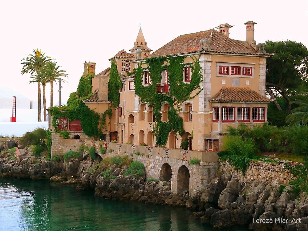 Casa de Sta. Maria  by terezadelpilar ~ art & architecture